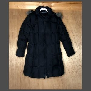 Women's Large Black Weatherproof Jacket